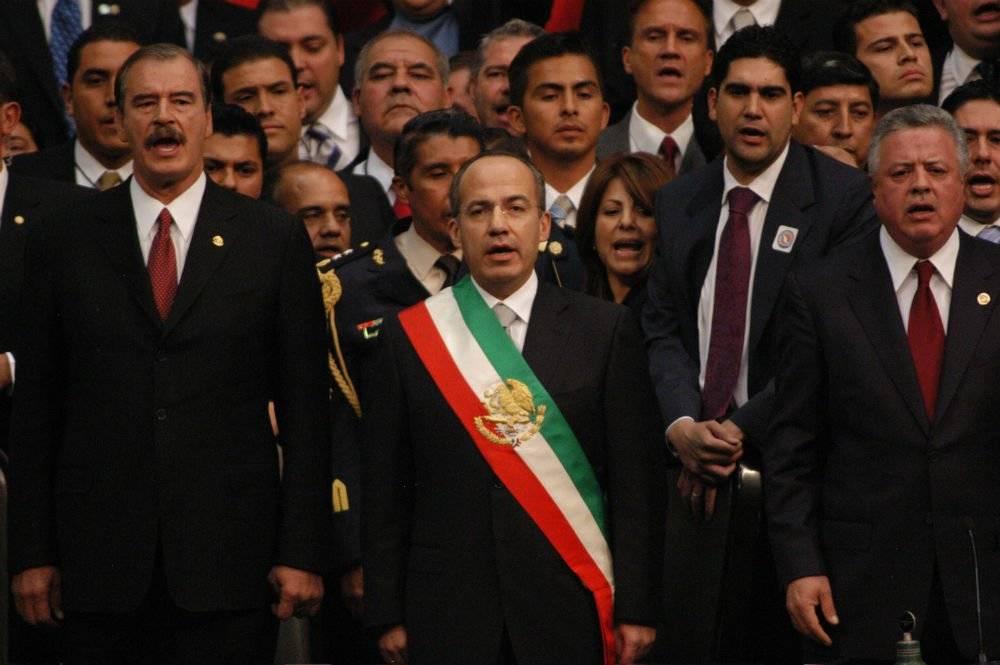 Fue presidente de la República de 2006 a 2012 Foto: Cuartoscuro