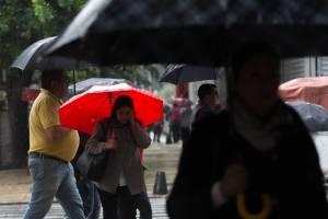 Nuevo frente frío ocasionará lluvias en diversos estados
