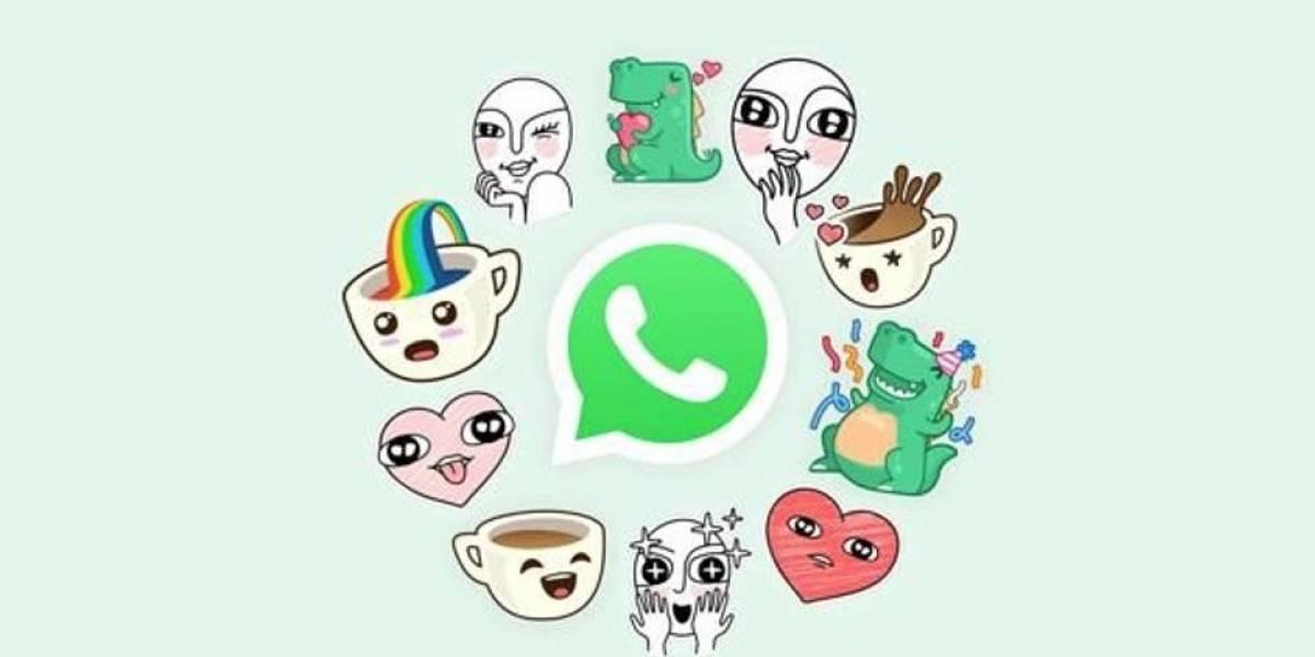 De esta forma puedes usar tus stickers personalizados en WhatsApp Web