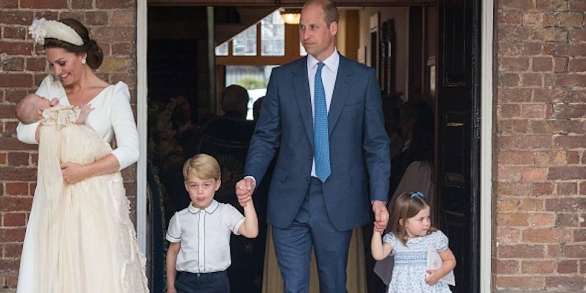 Familia Real: Así es como William y Kate protegen a sus hijos de los paparazzis