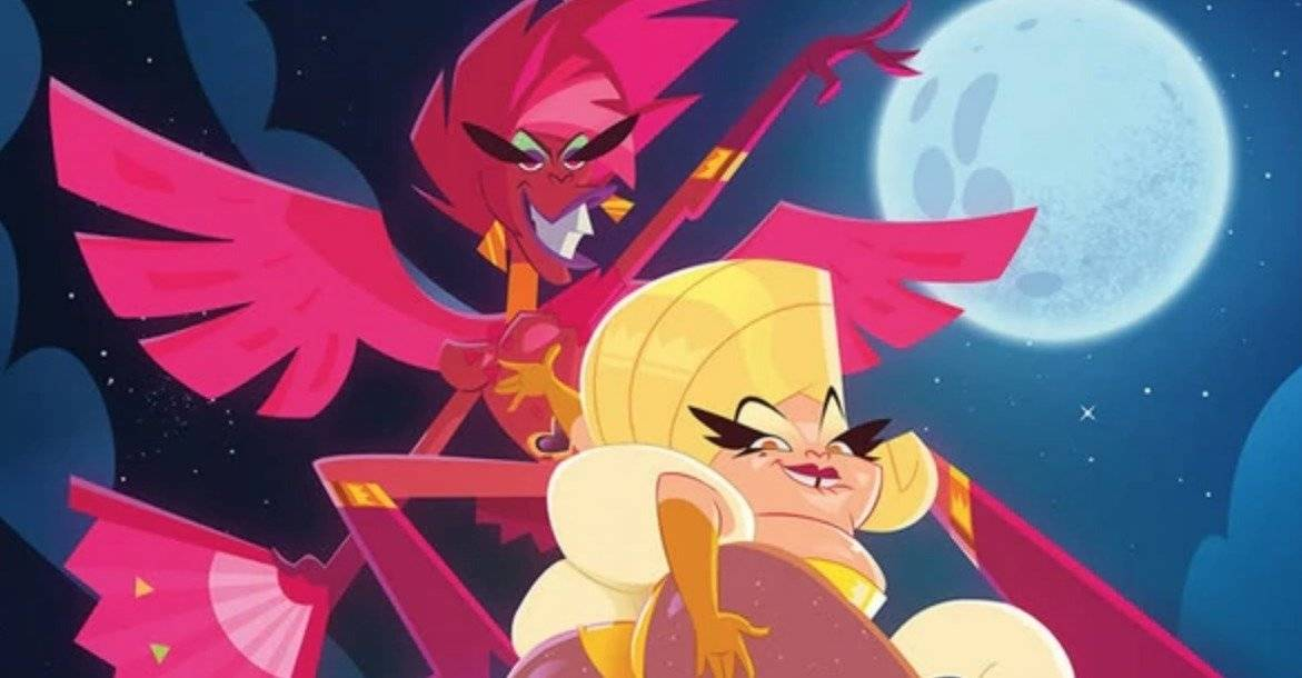 "Netflix ""Super Drags"""