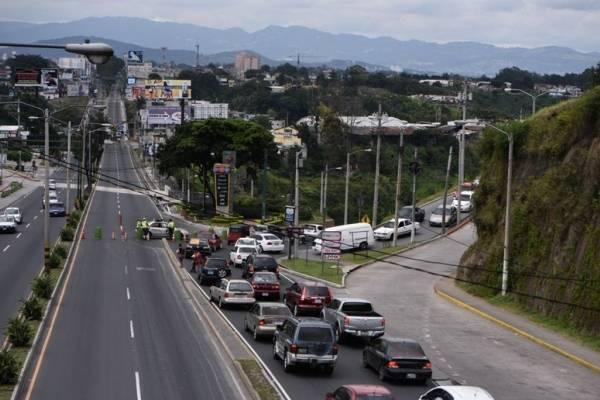 La comuna ha identificado tres rutas alternas por el cierre del puente Belice.