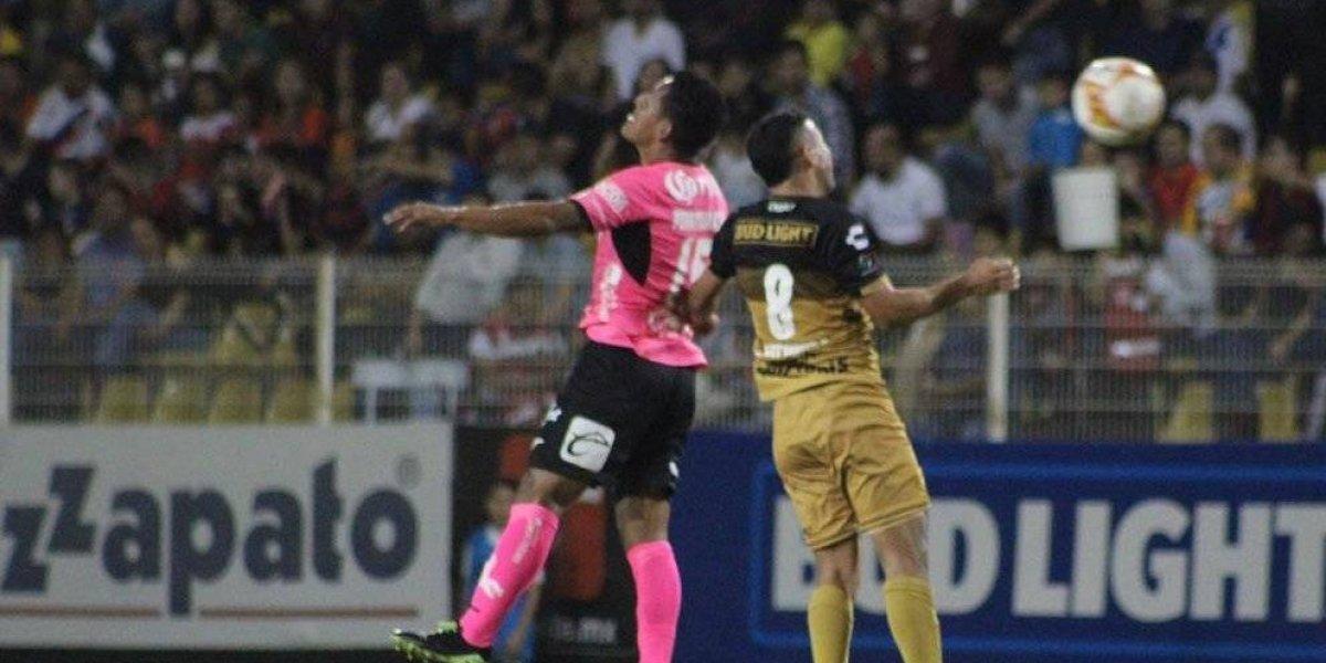 Dorados rescata empate ante Atlético de San Luis