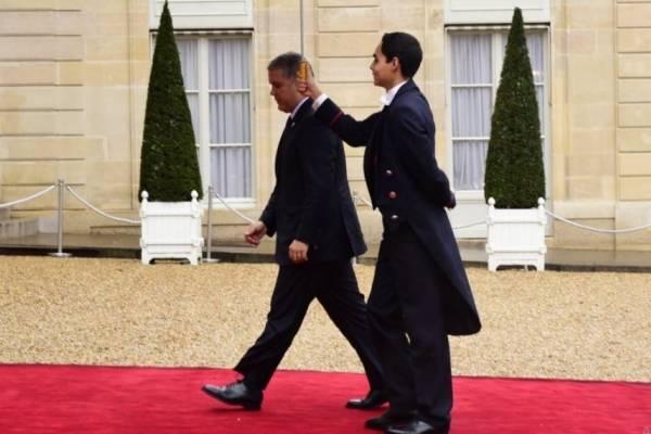 Duque en París
