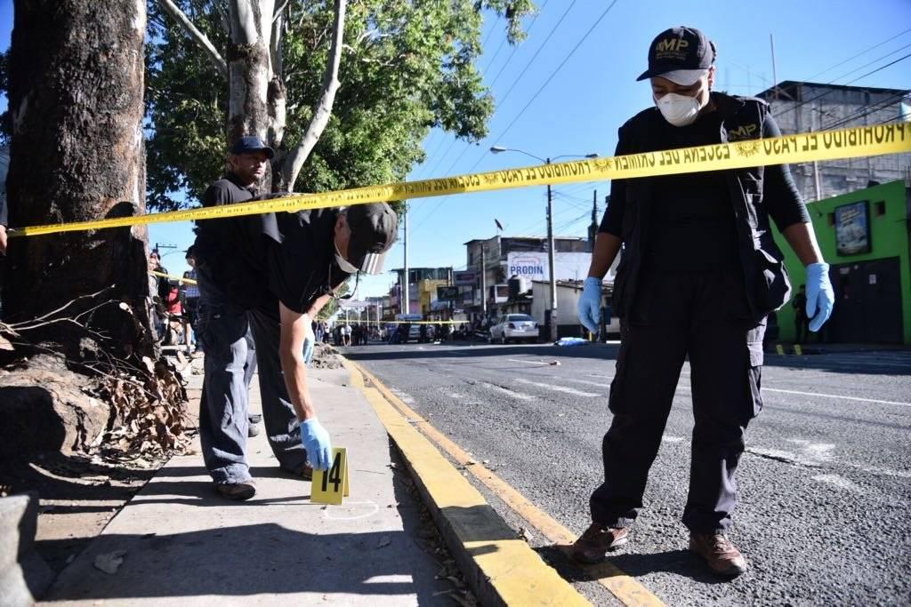 Se reporta un nuevo deceso en homicidios violentos en 2019. Foto: Alejandro García