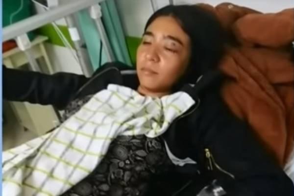 Estudiante podría perder su ojo por disparo del Esmad