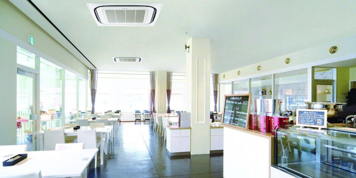 Daikin Sky Air presenta solución de climatización a pequeños y medianos negocios