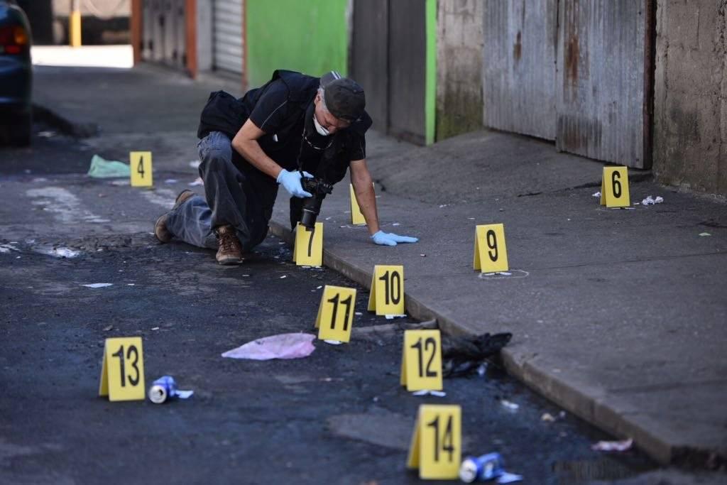 Homicidios violentos. Foto: Alejandro García