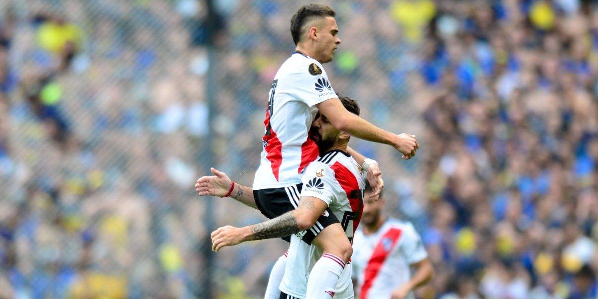 Así vivimos la Súper final de ida de la Copa Libertadores entre Boca y River
