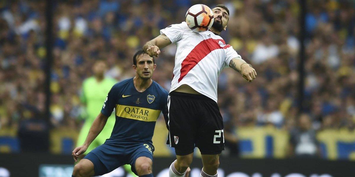 Boca Juniors y River Plate firmaron un emocionante empate en la final de  ida de la 98feaacb1d8fc