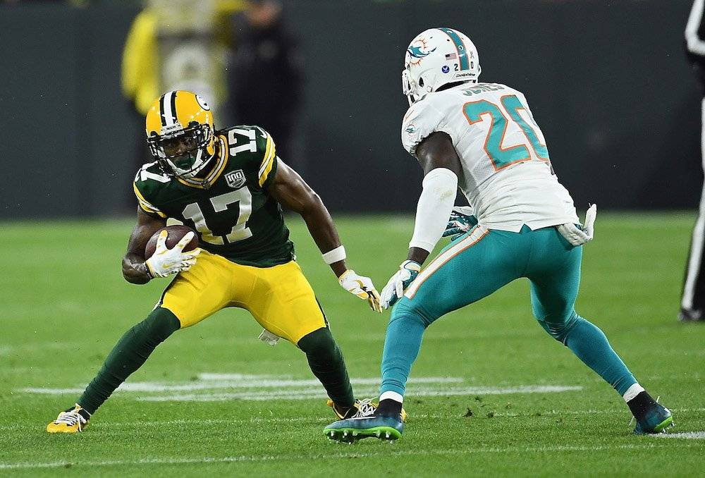 Dolphins 12-31 Packers / Getty Images