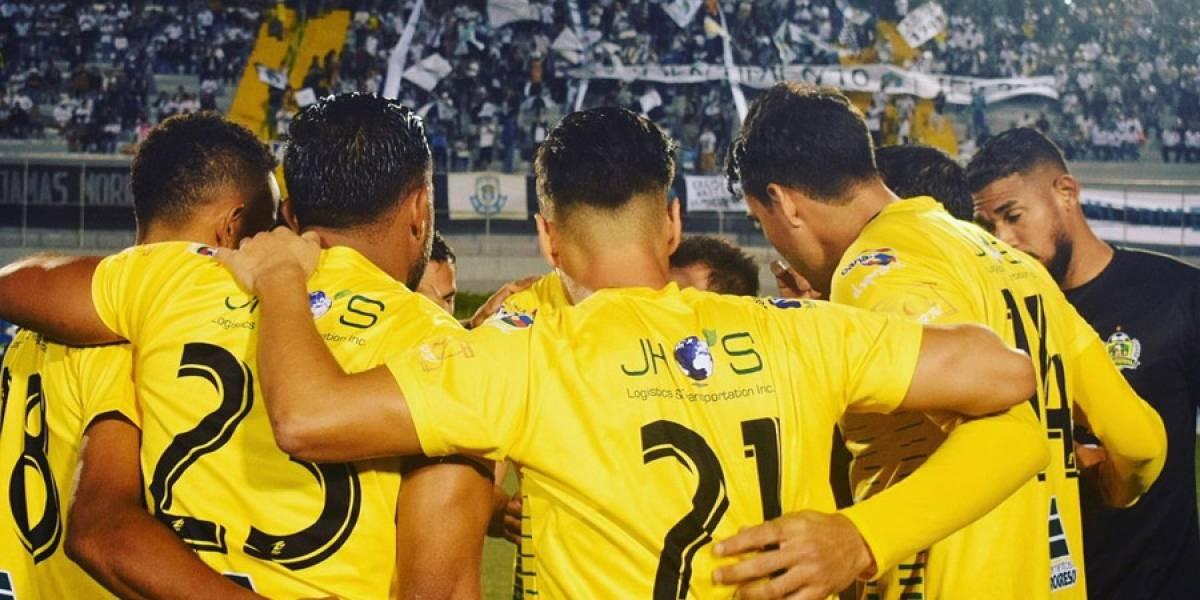 Guastatoya sigue líder del Apertura 2018 a pesar de haber perdido con Comunicaciones