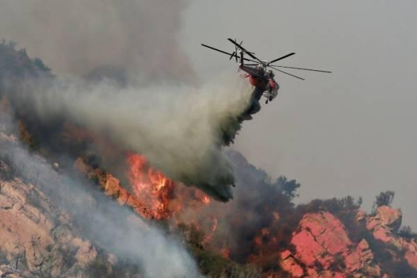 Ascienden a 42 los muertos por feroz incendio en California