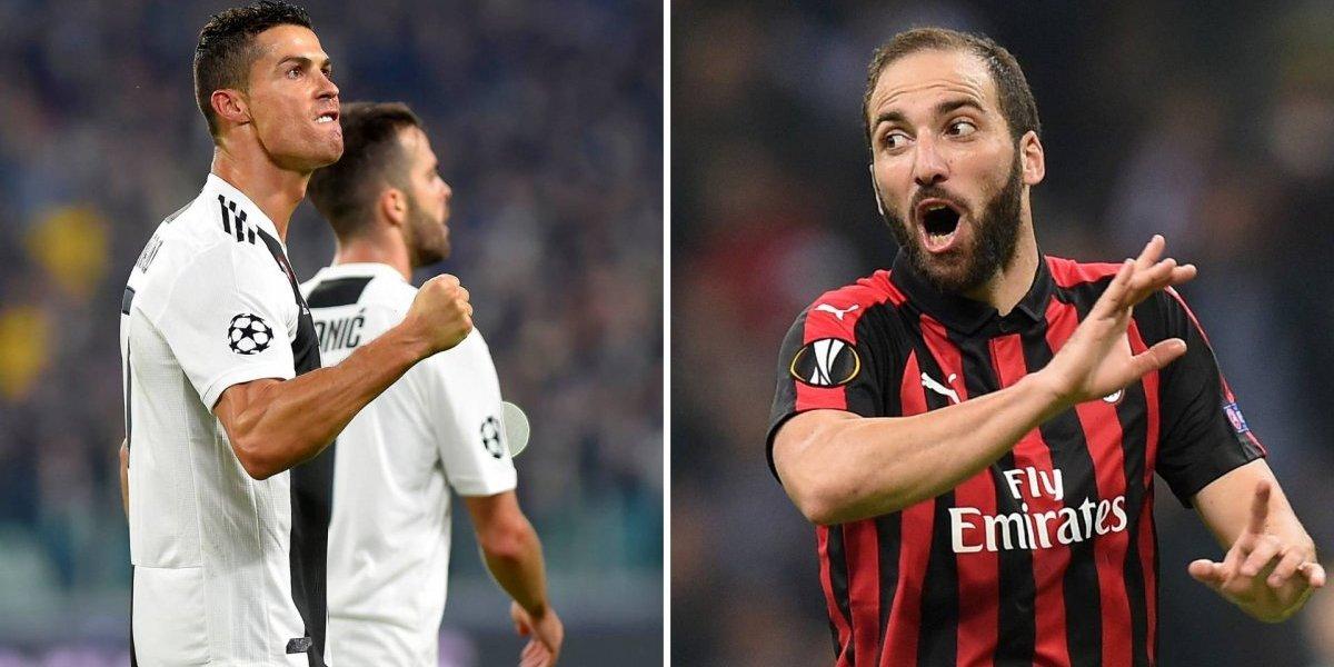 Campeonato italiano: onde assistir ao vivo online Milan x Juventus