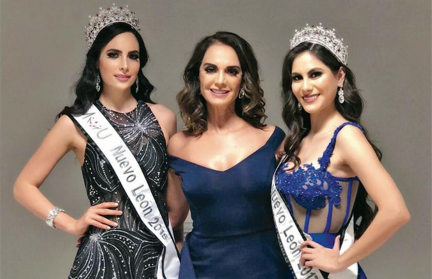 La tercera fue la vencida para Claudia Lozano, Mexicana Universal NL 2018