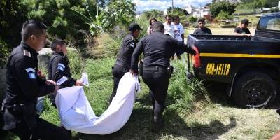 Mujer asesinada