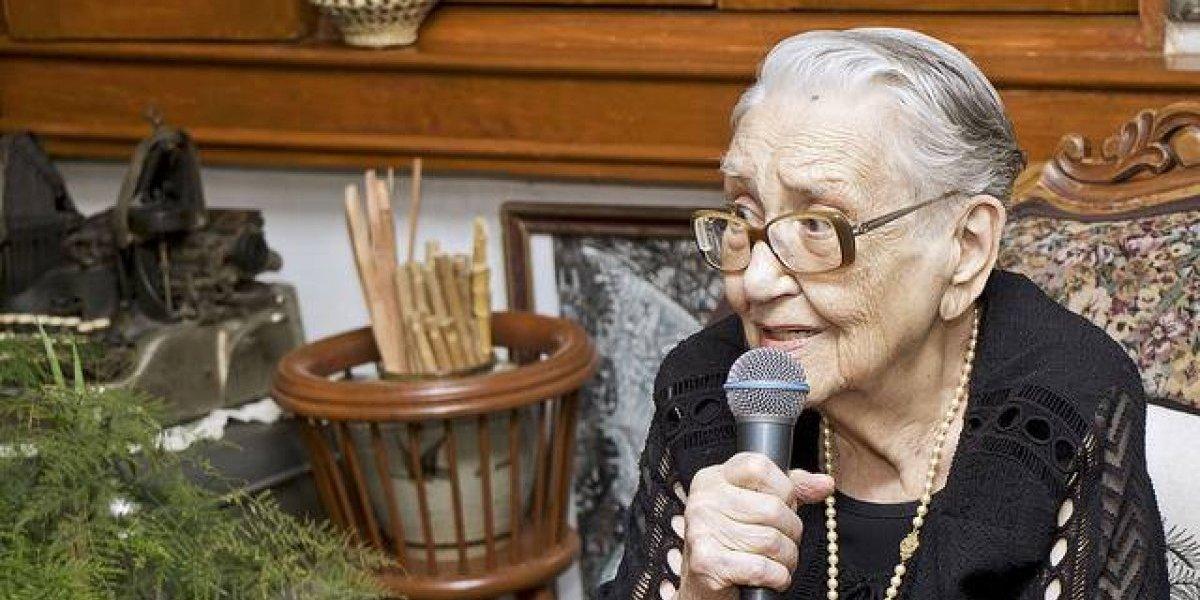 Muere a los 90 años la dramaturga y crítica teatral Olga Harmony
