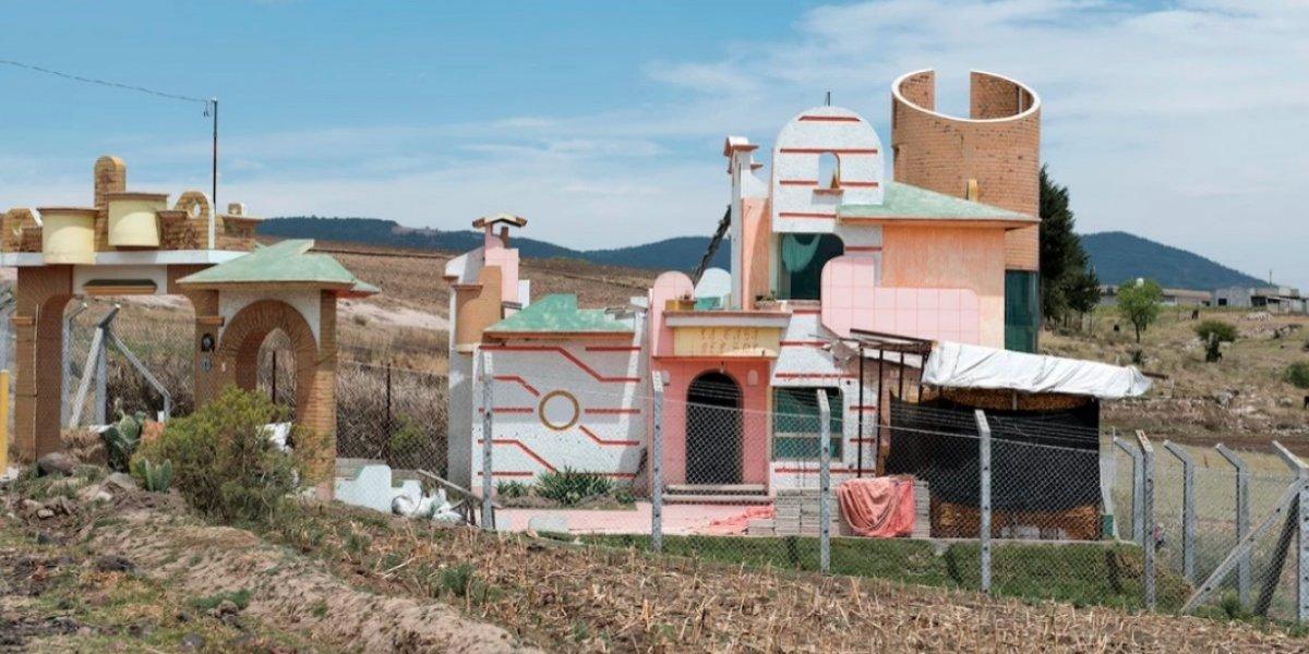 FOTOS: Extrañas construcciones arquitectónicas creadas en México