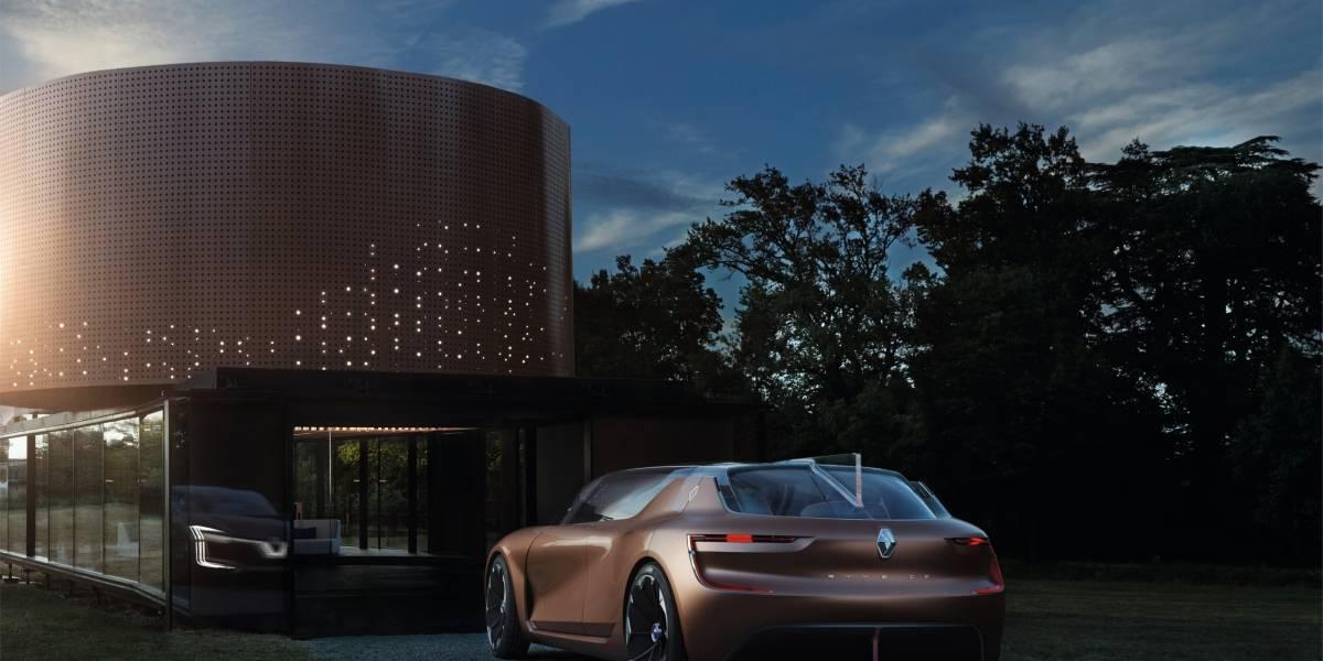Autónomo, eléctrico y conectado: la movilidad futura de Renault
