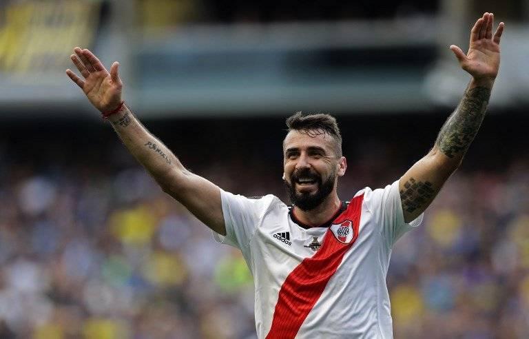 Gol de Lucas Pratto contra Boca Juniors