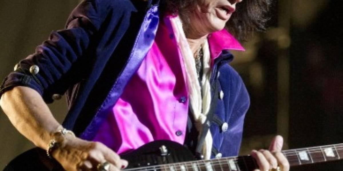 Joe Perry de Aerosmith fue internado de urgencia tras concierto en Nueva York
