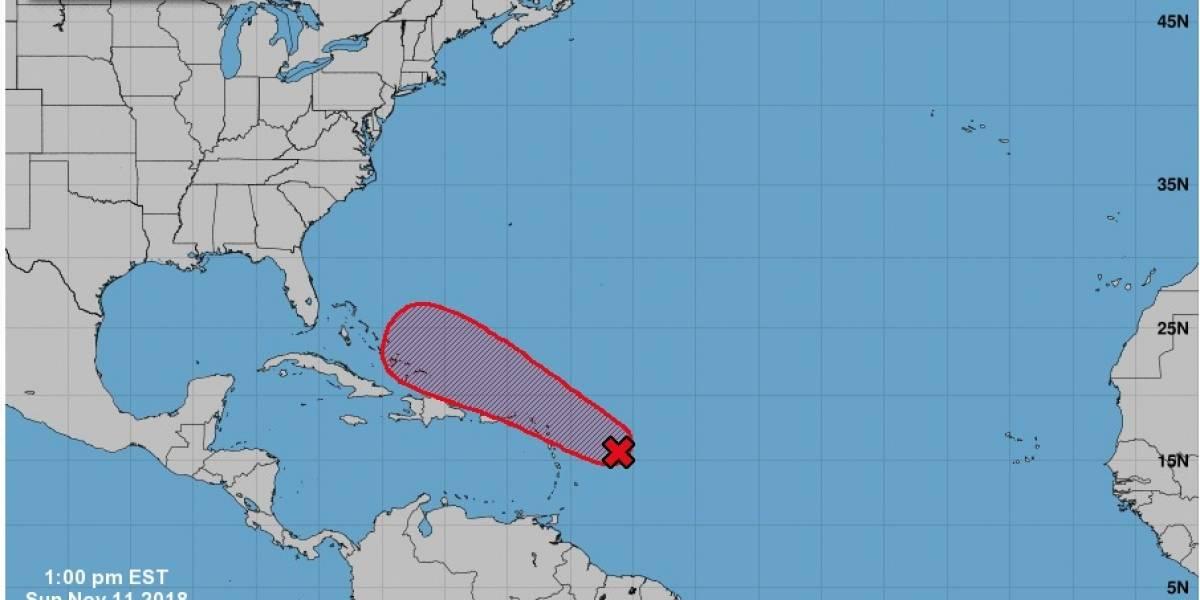 Vigilan onda tropical en el Atlántico