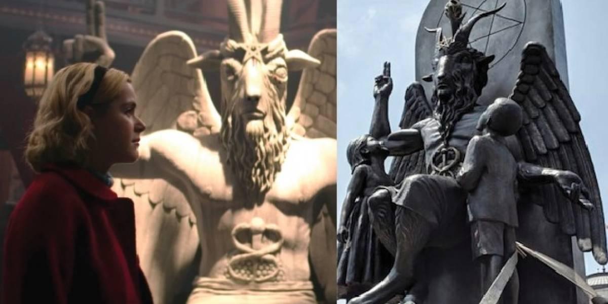 """Templo Satánico demanda por millones a """"Sabrina"""""""
