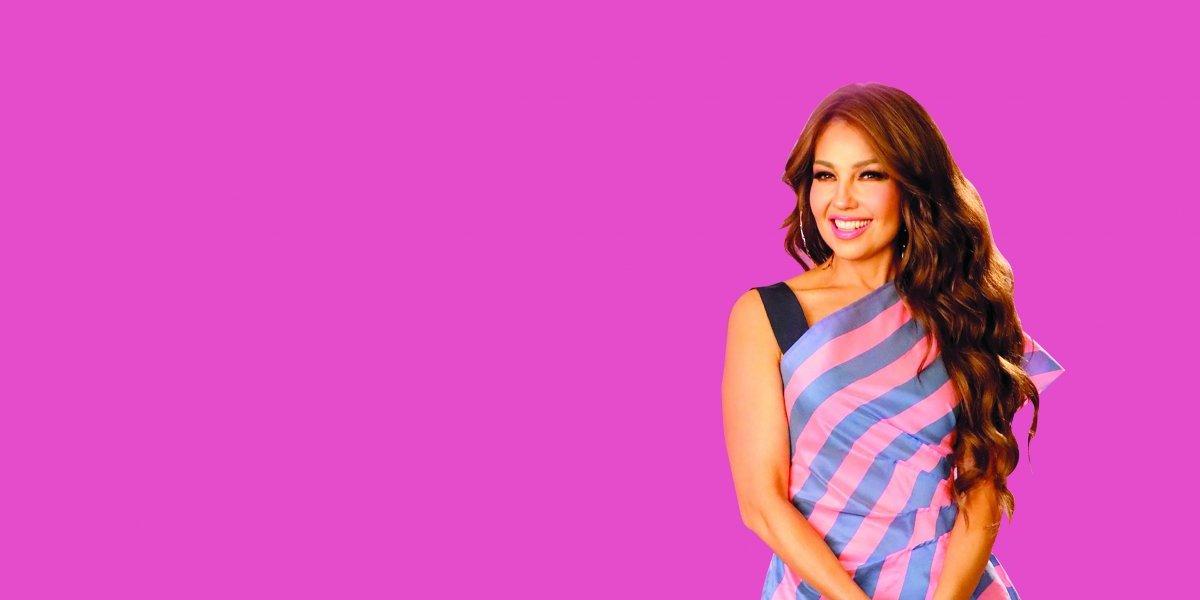 Thalía demuestra valentía en su nuevo disco