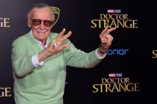 Stan Lee-2018