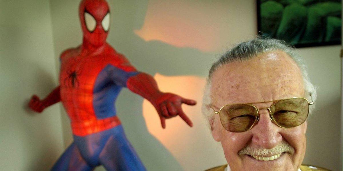 Stan Lee, creador de Marvel Comics, muere a los 95 años