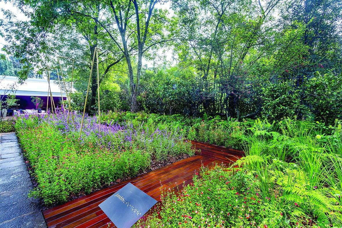 Jardin Sustentable