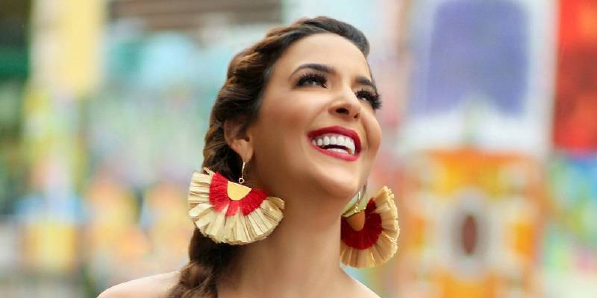 Dalisa Alegría protagonista de la película 'Casi fiel'