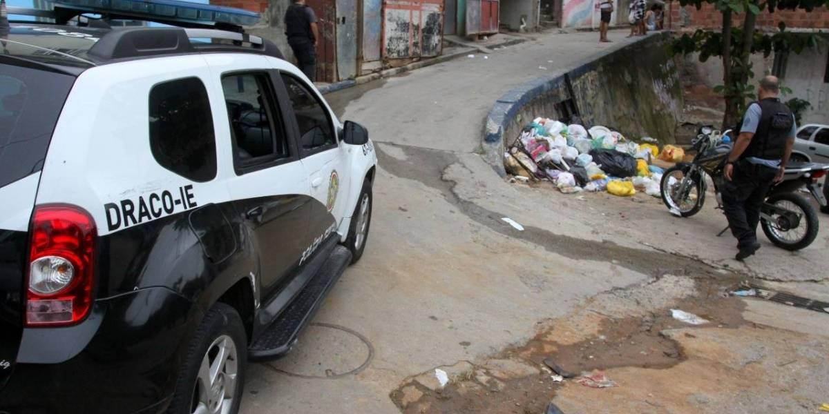 PMs são presos em operação contra milícias no Rio