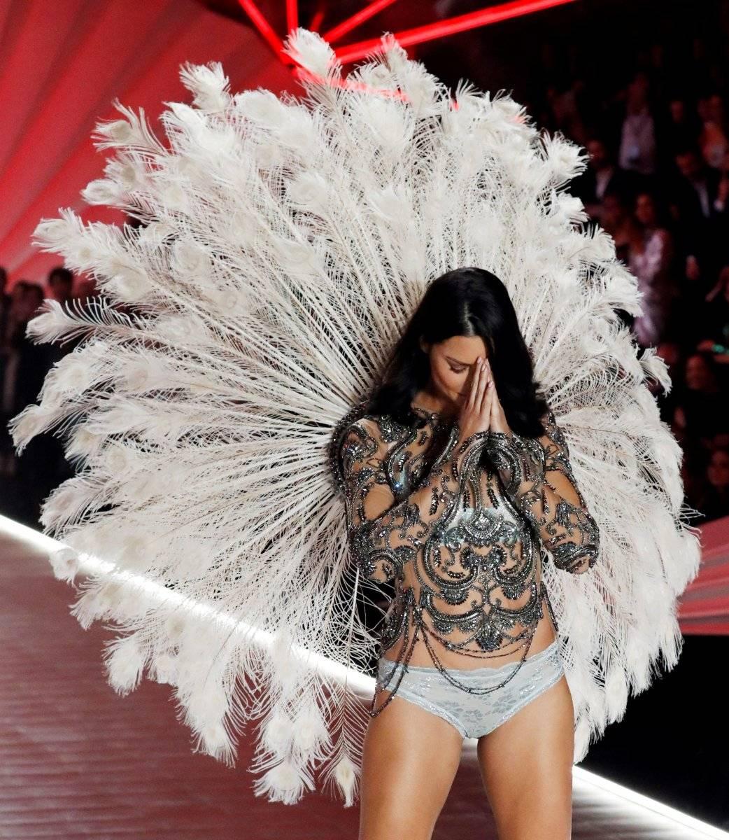 desfile de Victoria's Secret EFE