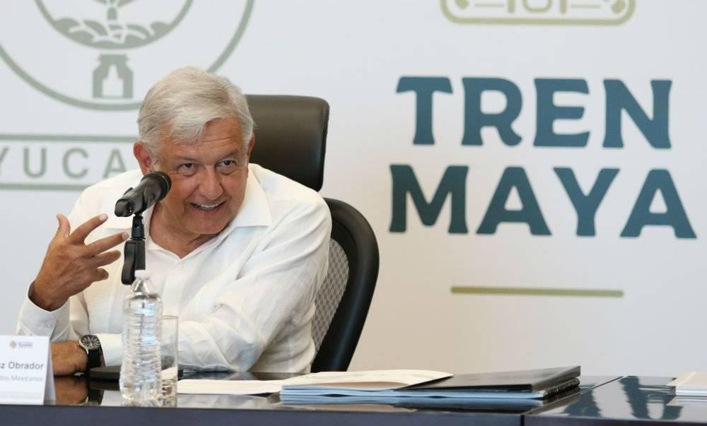 El presidente electo se reunió con gobernadores en Yucatán Foto: Cuartoscuro