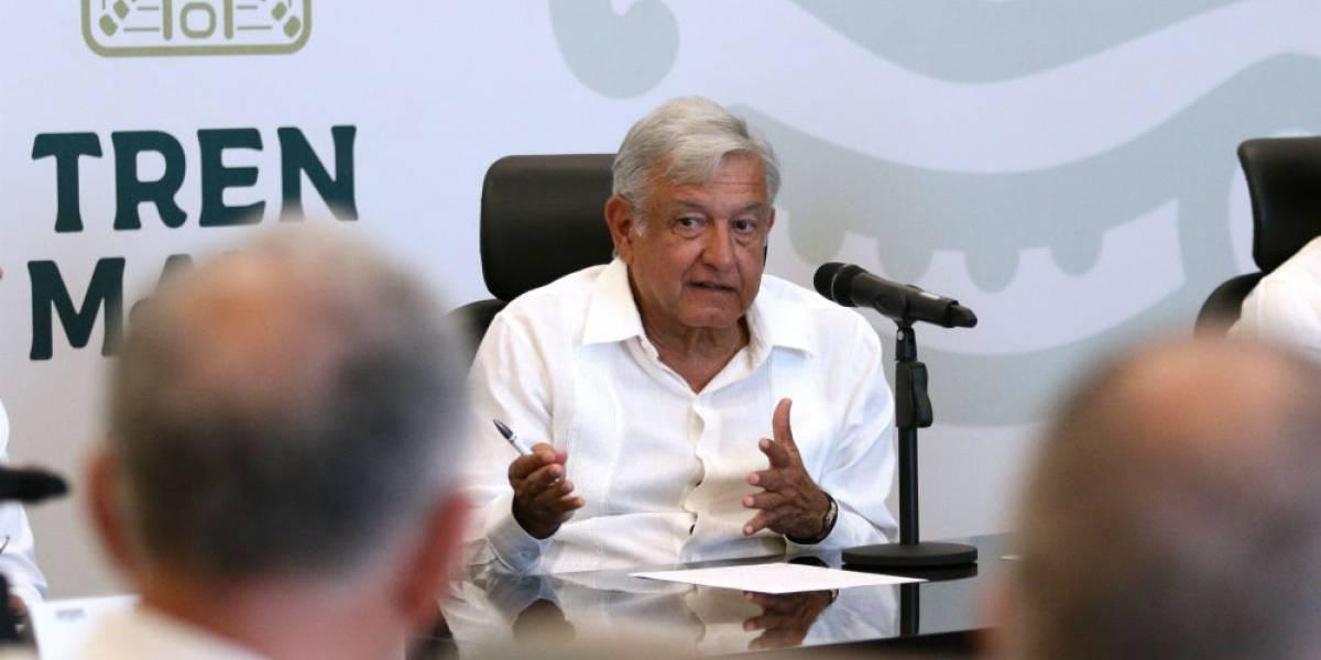 Construcción del Tren Maya inicia en la segunda quincena de diciembre
