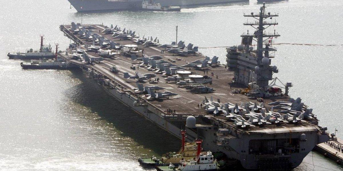 Se estrella avión caza de Estados Unidos en Filipinas