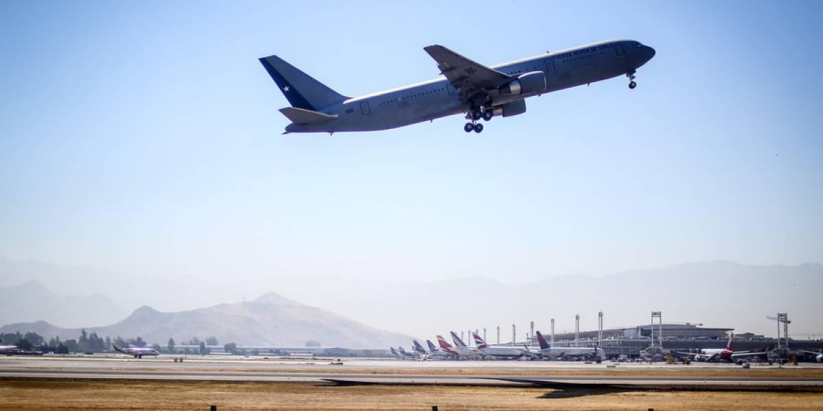 Quieren volver a nuestro país: avión traerá a chilenos que desean abandonar Venezuela