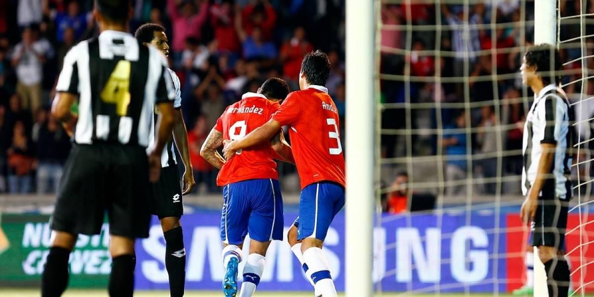 Los números rojos de Chile ante Costa Rica: tres triunfos en 10 partidos ante los ticos