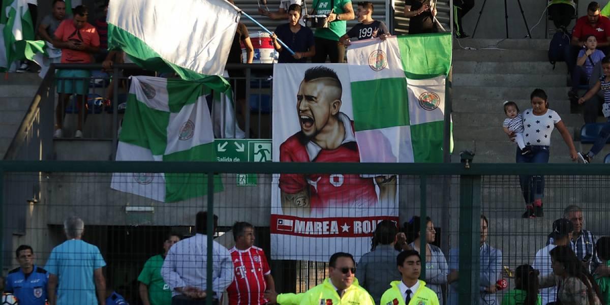 Arturo Vidal podrá ver a su querido Rodelindo Román en duelo clave ante Concepción en Tercera B