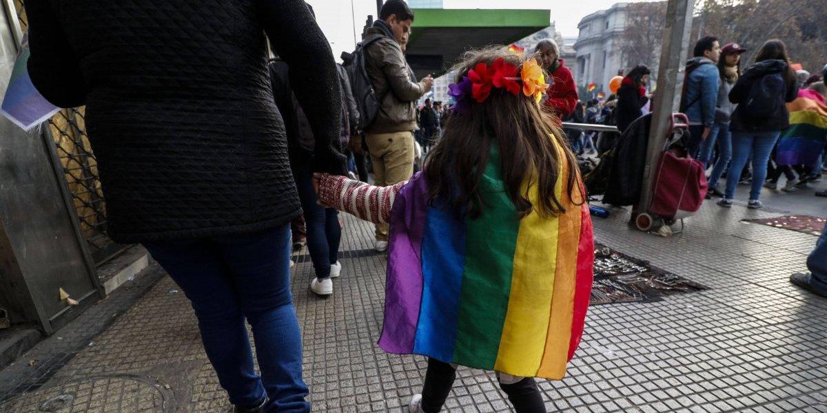 """Movilh realizará marcha por matrimonio y adopción bajo el eslogan """"Basta de bla-bla"""""""