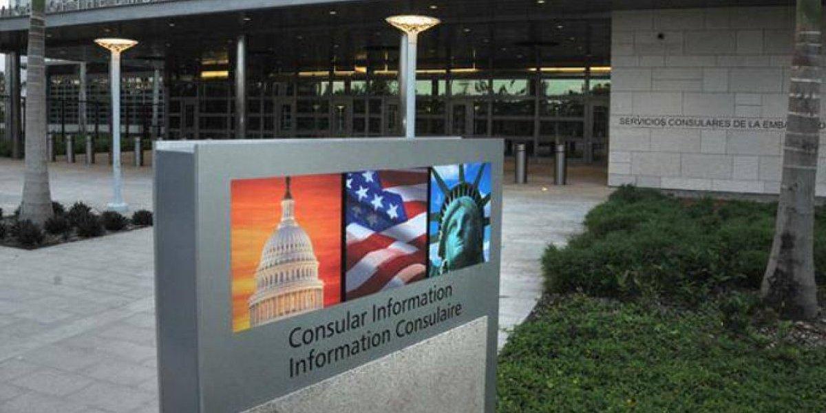 Estados Unidos restringe viajes de empleados a Haití por seguridad