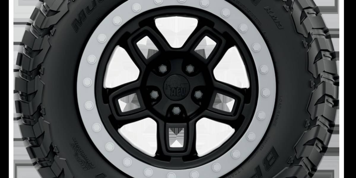 BFGoodrich presenta su neumático todo terreno para condiciones extremas