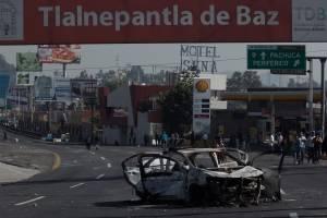 Incendian patrulla en San Juanico