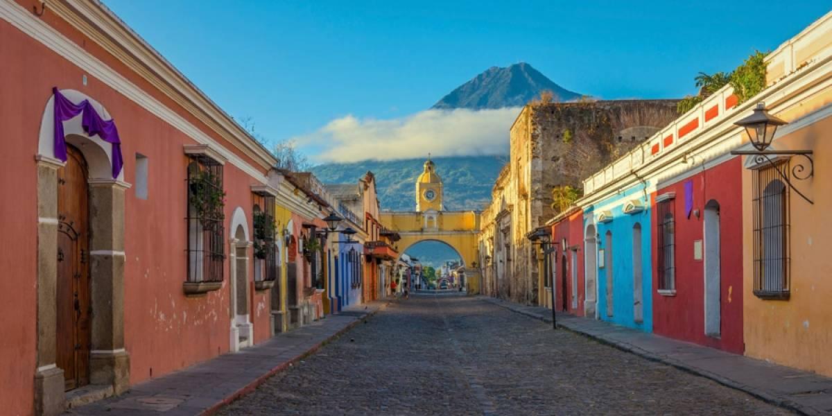 Anuncian restricción de circulación de vehículos en La Antigua Guatemala por Cumbre Iberoamericana