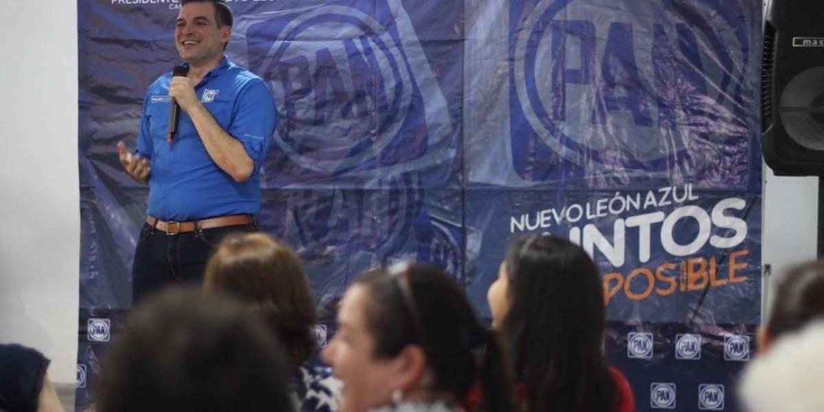 Mauro Guerra gana la dirigencia estatal del PAN en Nuevo León