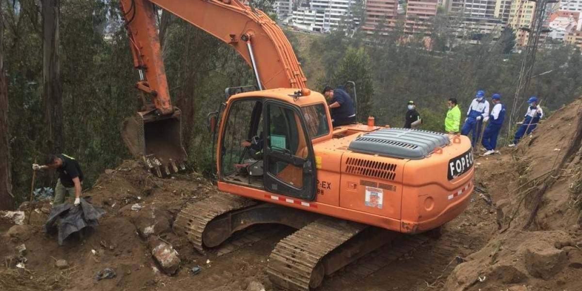 Quito: Peritos analizarán restos hallados en caso Juliana Campoverde