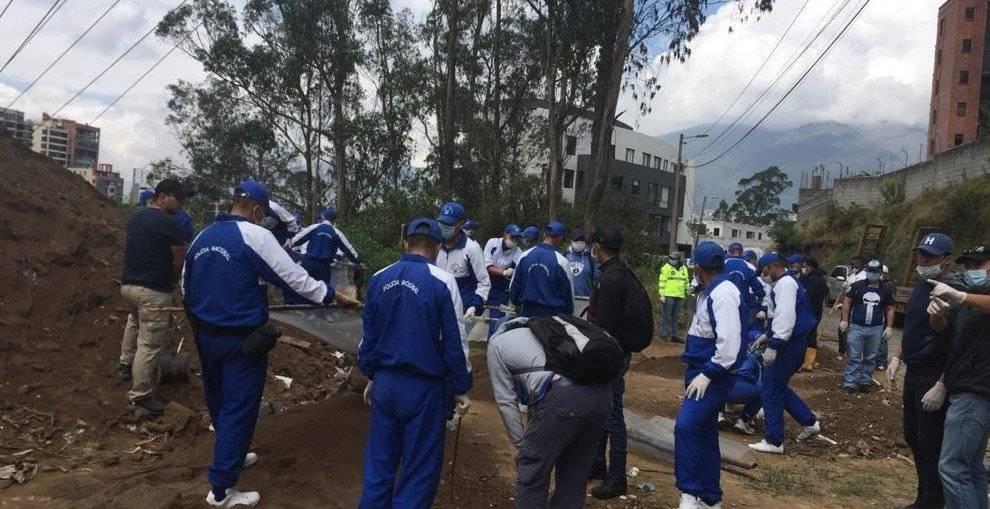 Quito: Peritos analizarán restos hallados en caso Juliana Campoverde Fiscalía