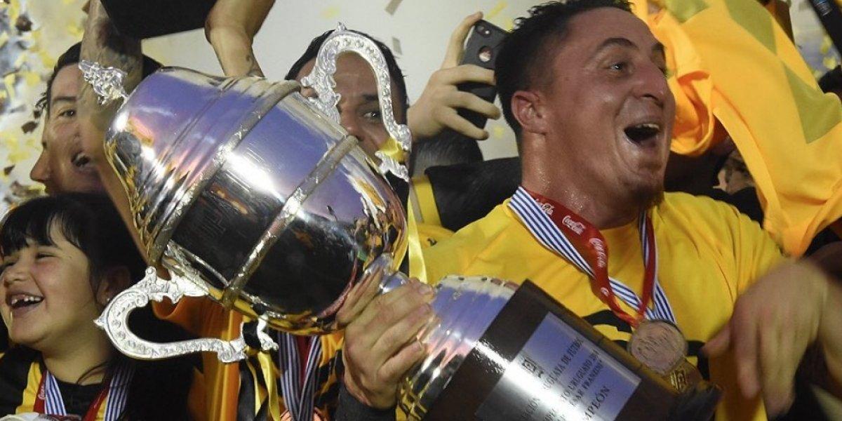 El otro clásico: Peñarol le gritó el título en la cara a Nacional y se proclamó bicampeón de Uruguay