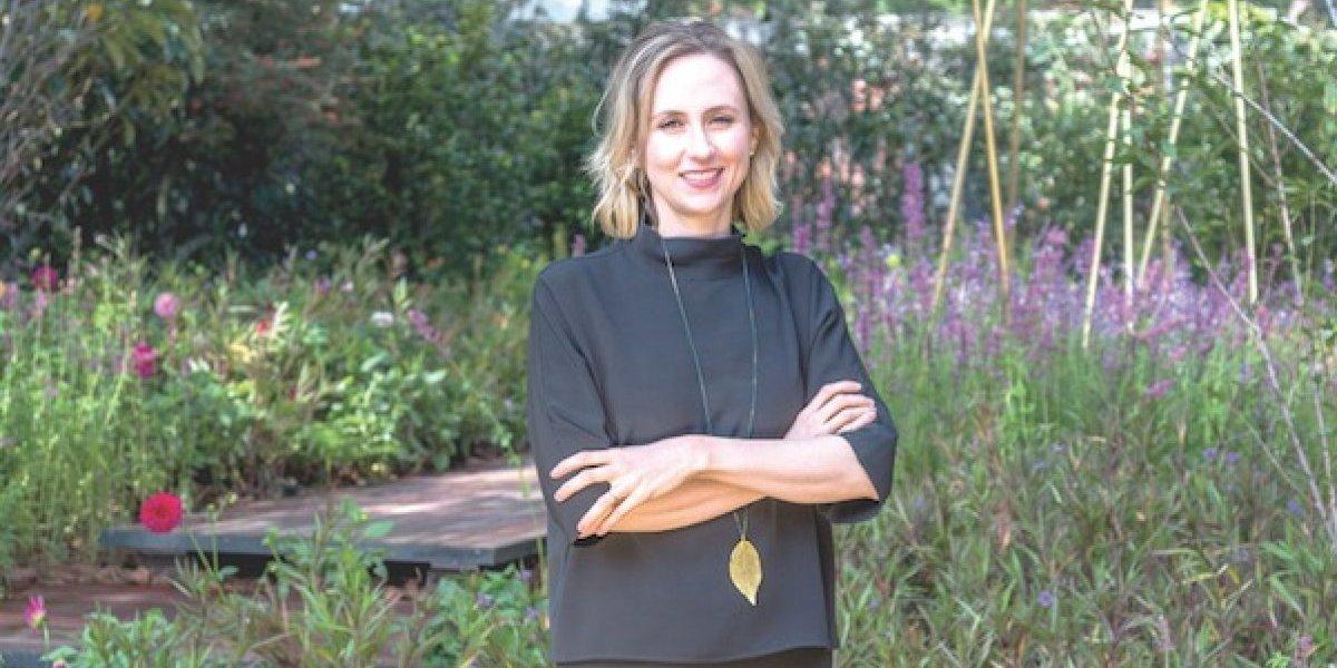 El paisajismo nativo y sustentable de Fernanda Rionda